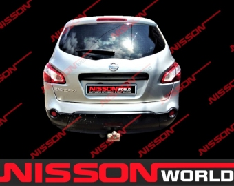 QASHQAI+2 2011 STRIPPING FOR SPARES