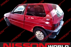 fiat uno 1.1 STRIPPING FOR SPARES 1
